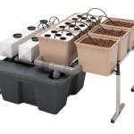 Гибридные установки для гидропоники
