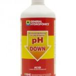 Регуляторы нужного уровня pH